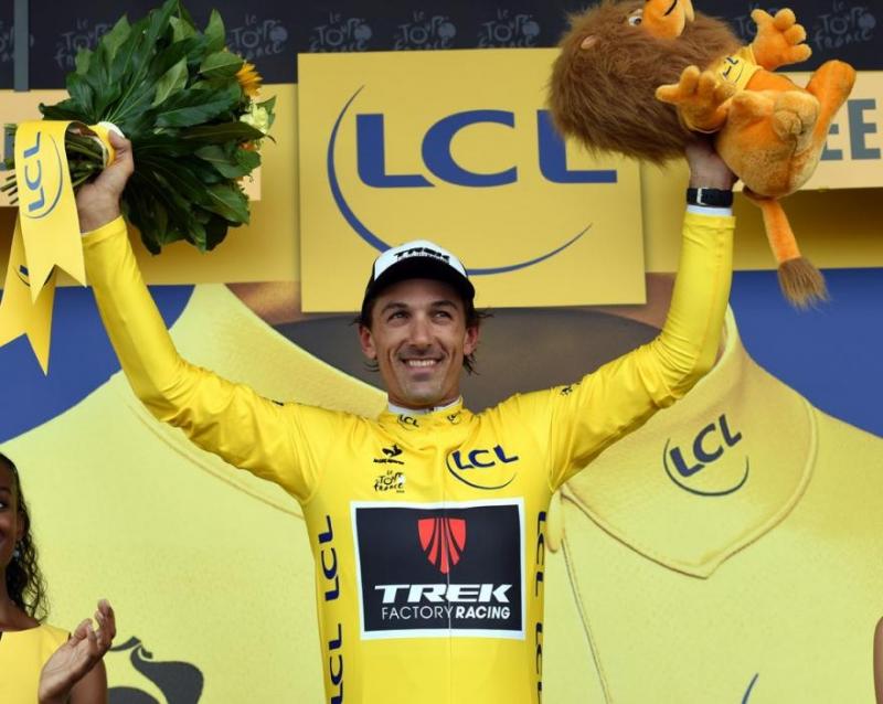 Fabian Cancellara được rất nhiều người yêu mến