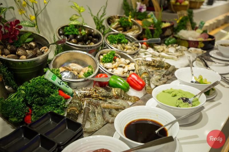 Top 12 Nhà hàng buffet có tiếng Đà Nẵng
