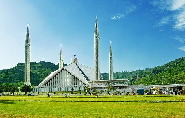 Top 8 Thánh đường Hồi giáo lớn nhất Thế giới