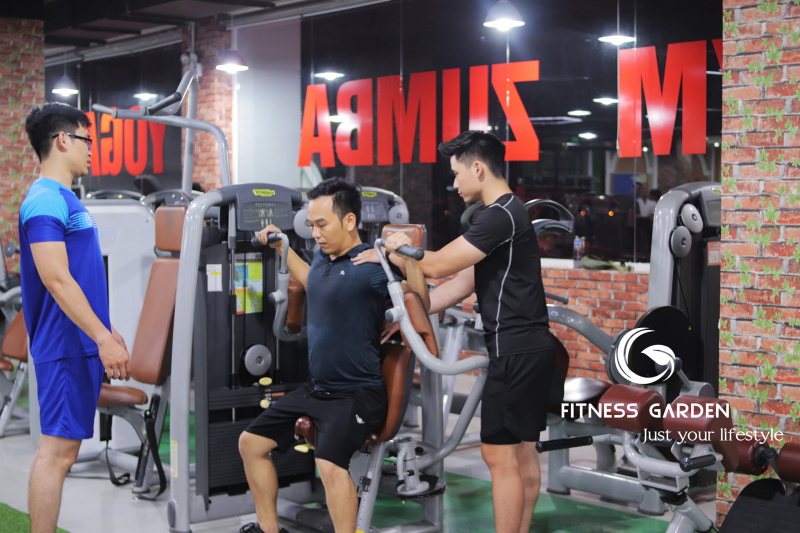 Fitness Garden Việt Trì