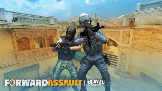Forward Assault