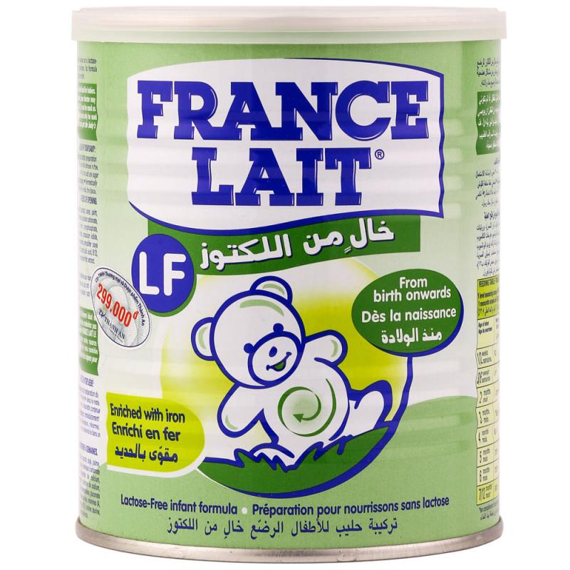 France Lait LF 400g