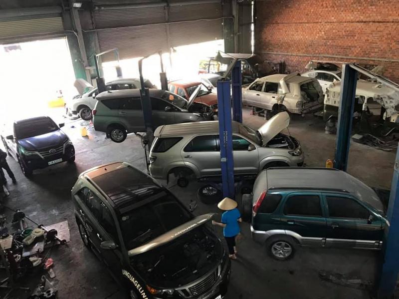 Garage Bảo Khoa