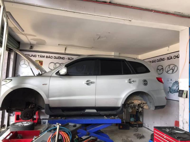 Garage Đại Thống