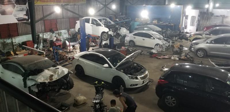 Garage Khánh Hồng
