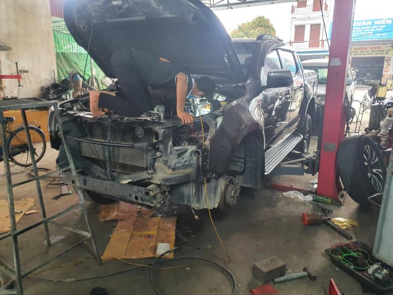 Garage ô tô Hưng Phát