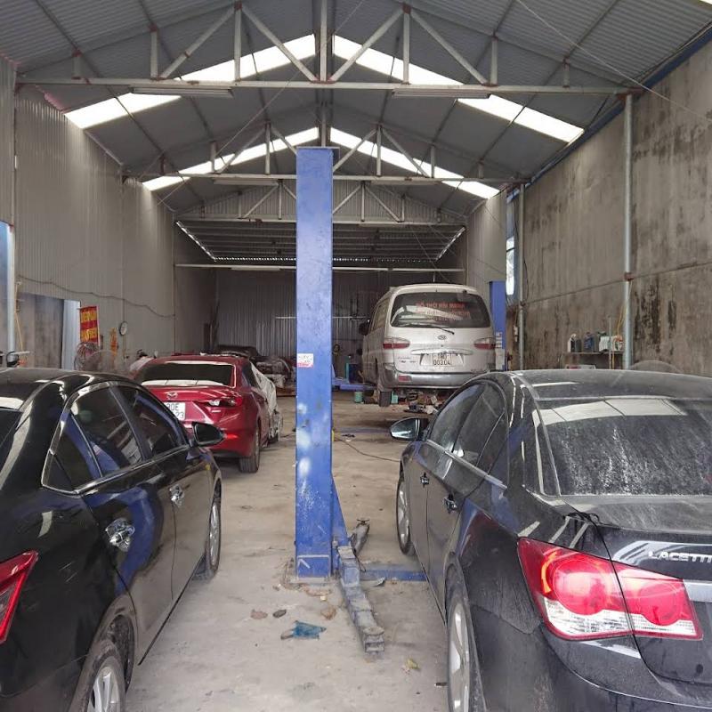 Top 5 Xưởng sửa chữa ô tô uy tín và chất lượng nhất tại huyện Giao Thủy, Nam Định
