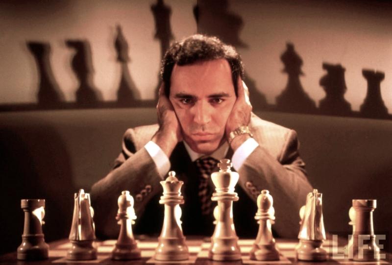 Top 8 Kỳ thủ cờ vua nổi tiếng nhất Thế giới