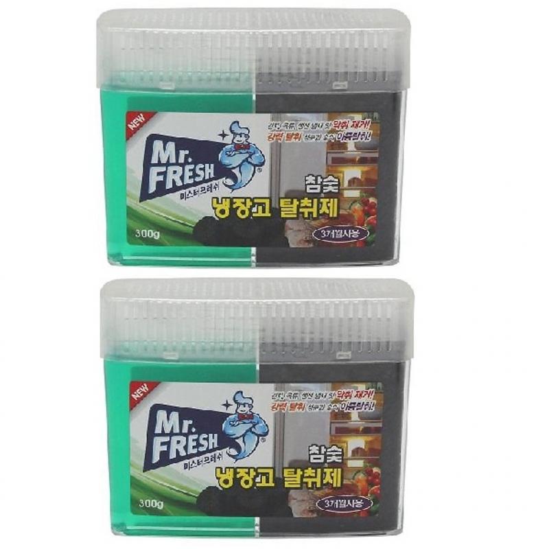 Gel khử khuẩn tủ lạnh than hoạt tính Mr Fresh – Korea