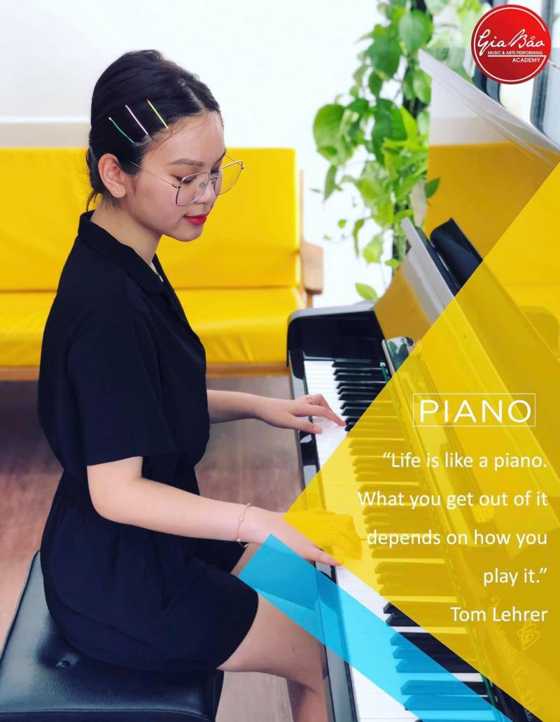 Top 9 Trung tâm dạy đàn piano chất lượng nhất tại Thừa Thiên Huế