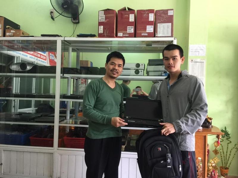 Công ty TNHH Thương mại - dịch vụ & tin học Gia Tín