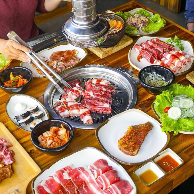 Gogi House với những món ăn tuyệt vời, chất lượng