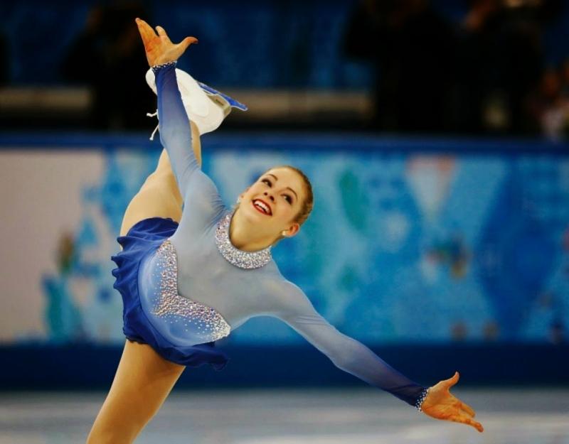 Top 10 Vận động viên trượt băng nghệ thuật đẹp nhất Thế giới
