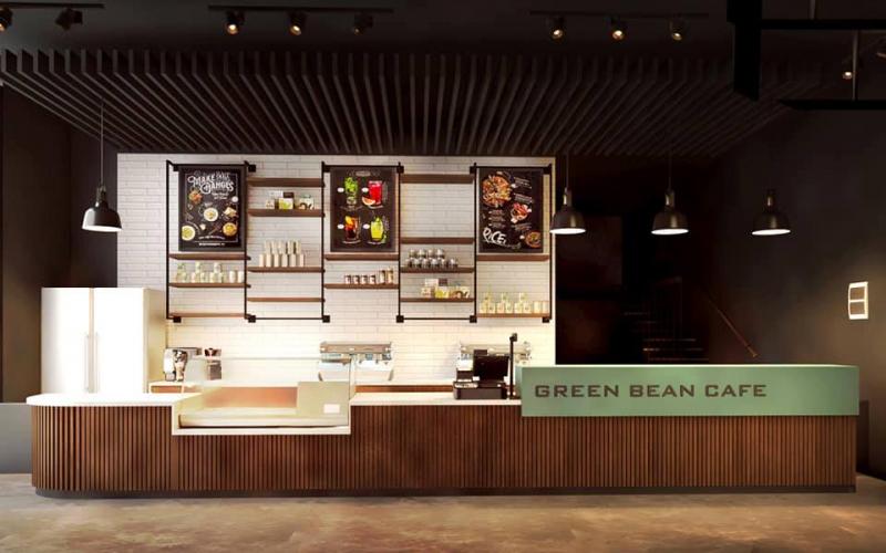 GREEN BEAN CAFE