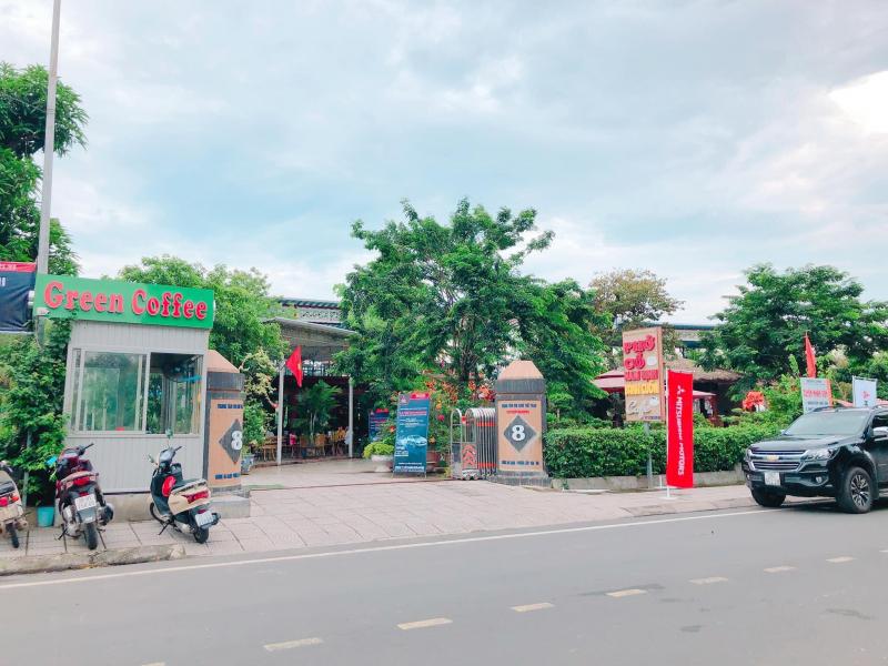 Green coffee - Trung tâm vui chơi thể thao Riverbank