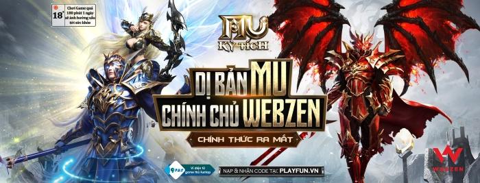 """Với hơn 500.000 người chơi và 30 server sau 24h ra mắt, MU Kỳ Tích nhanh chóng trở thành """"hiện tượng"""" của làng game Việt"""
