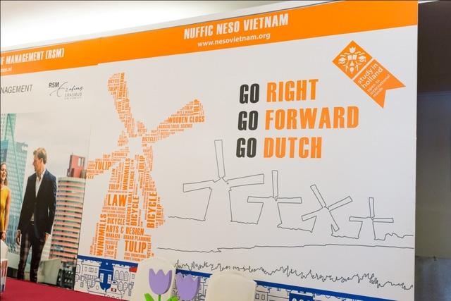 Học sinh, sinh viên Việt Nam dần lựa chọn Hà Lan làm điểm đến học tập nhiều hơn