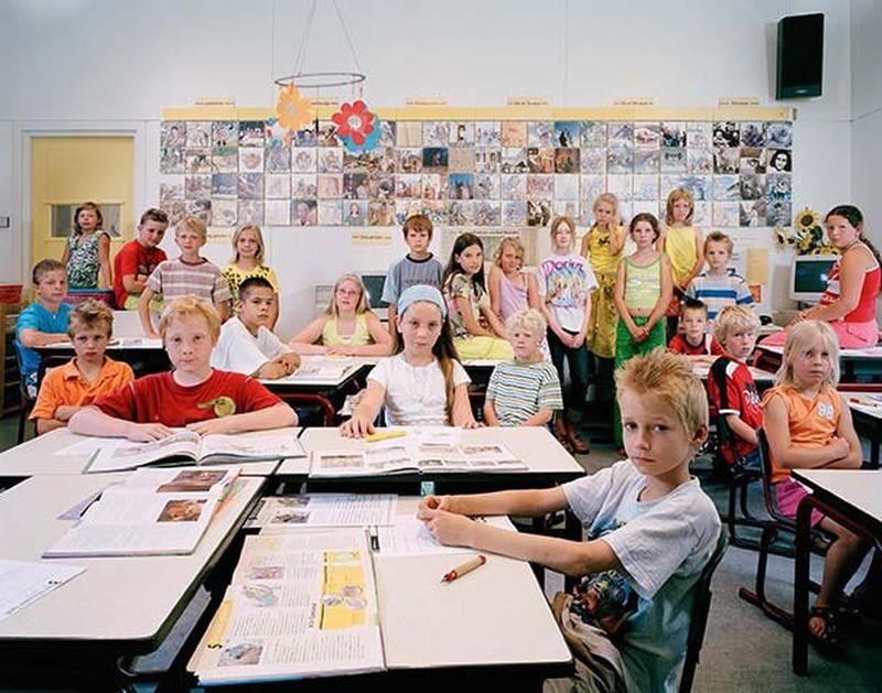 Trẻ em của Hà Lan là nhóm trẻ em hạnh phúc nhất