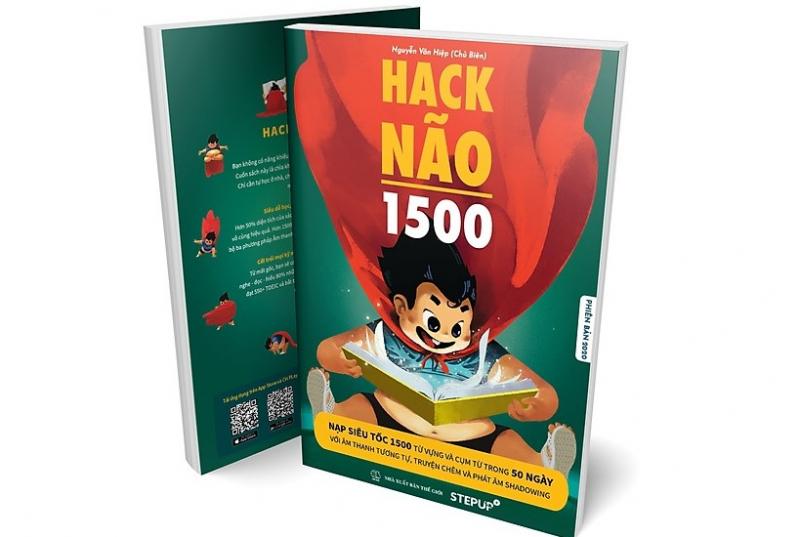 """""""Hack"""" Não 1500 Từ Tiếng Anh - Tái bản"""