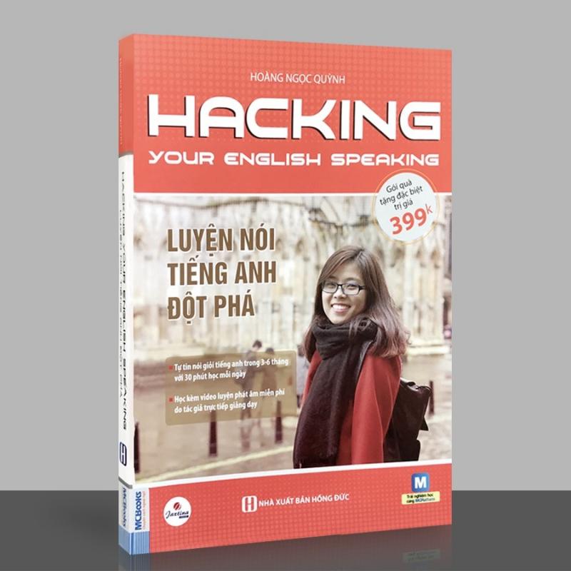 Hacking Your English Speaking – Luyện Nói Tiếng Anh Đột Phá