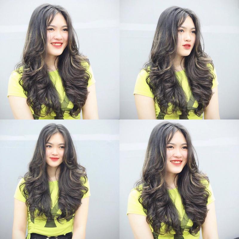 Hair salon Nguyễn Tín