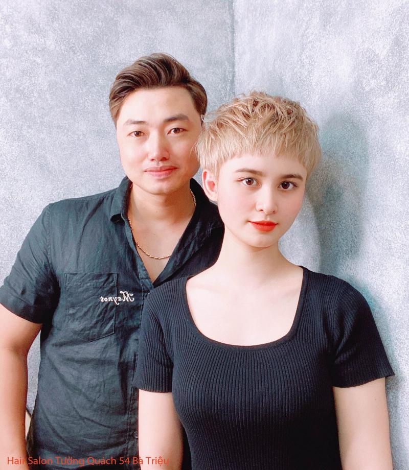 Top 10 Salon làm tóc đẹp và uy tín nhất TP. Cẩm Phả, Quảng Ninh