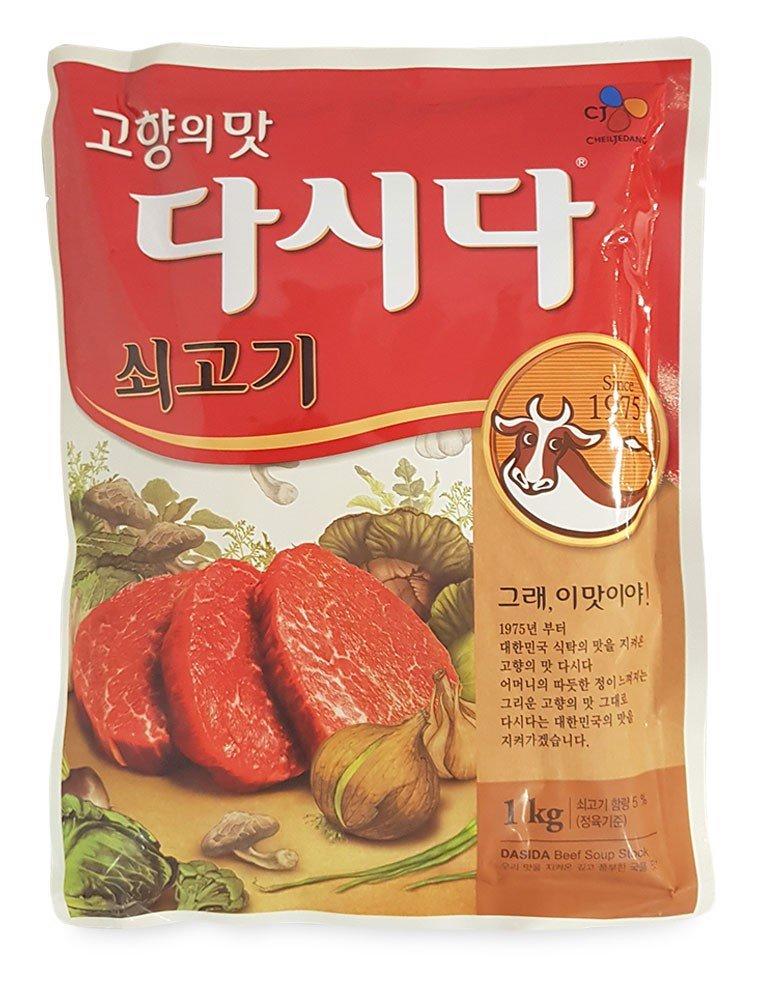 Hạt nêm bò Hàn Quốc Dasida