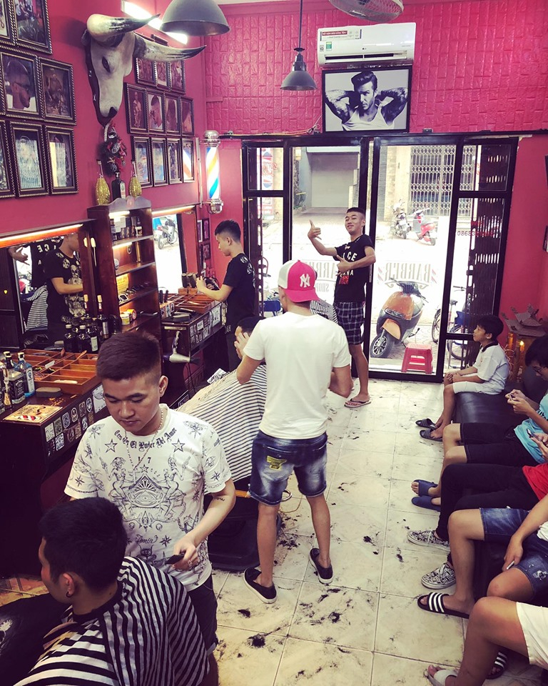 Hau Barber Shop