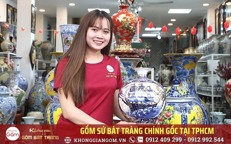Top 9 Cửa hàng gốm Bát Tràng đẹp và uy tín nhất ở TP. HCM