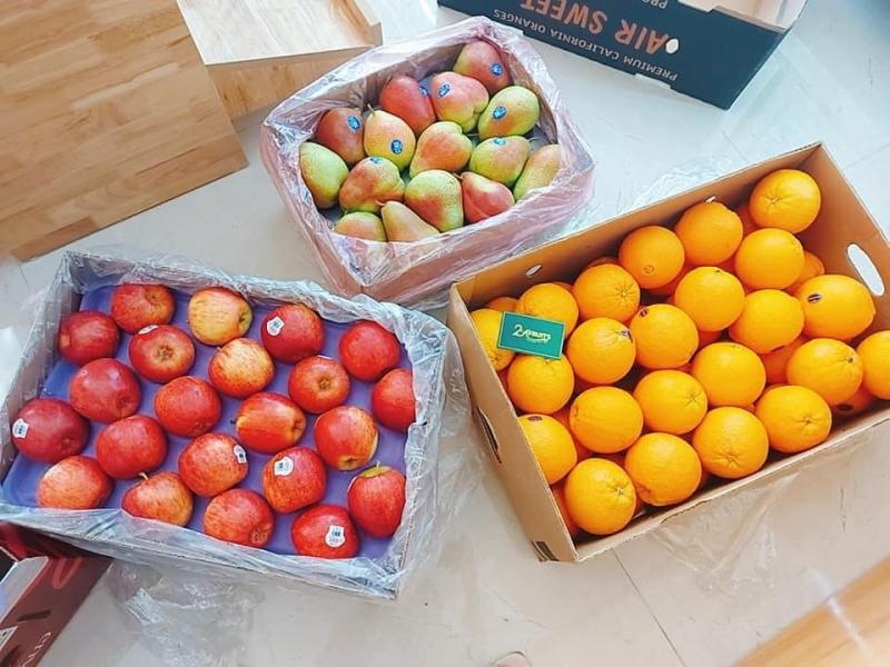 Hệ Thống Trái Cây Nhập Khẩu 2A Fruits