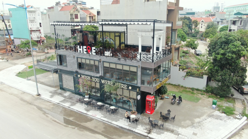 HERE - Coffee