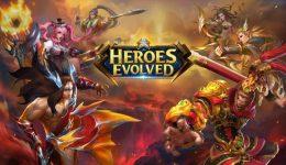 Cách tải game Heroes Evolved và cấu hình tối thiểu