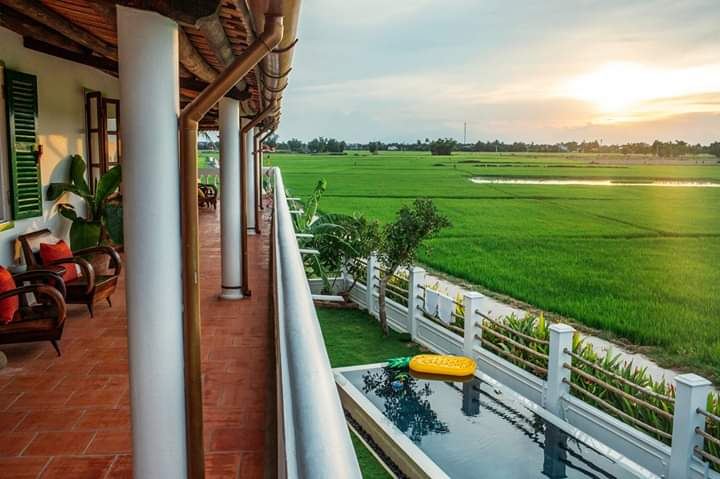 Top 9 Homestay ở ngoại thành Hội An view đẹp, yên tĩnh để nghỉ dưỡng