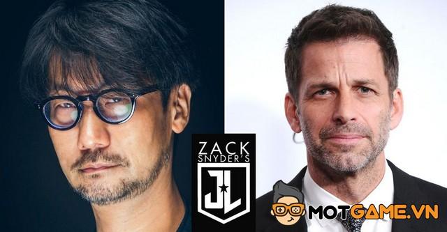 Hideo Kojima nhận xét như thế nào về Zack Snyder's Justice League?