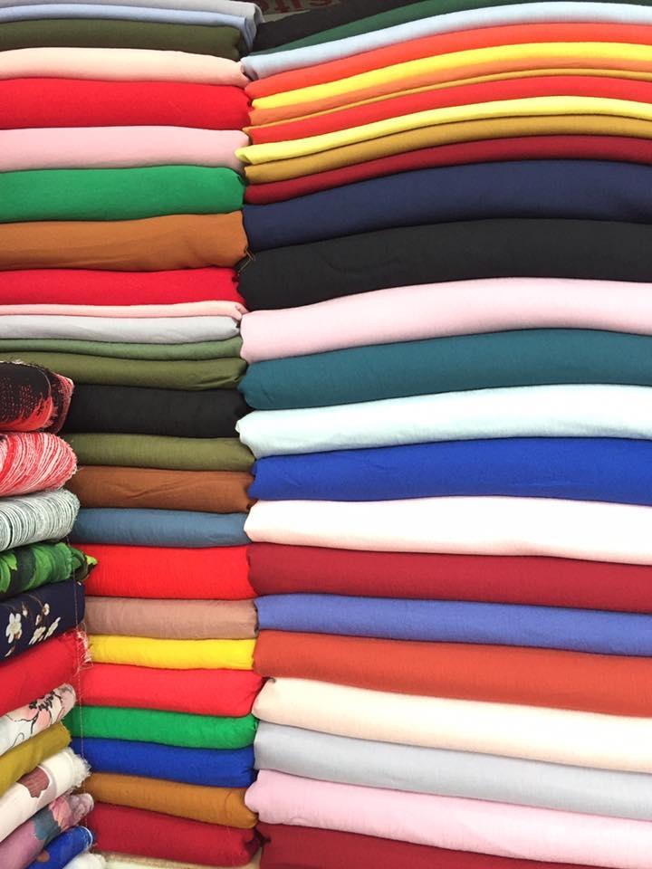 Top 5 Địa chỉ mua vải đẹp và giá rẻ nhất Đà Nẵng