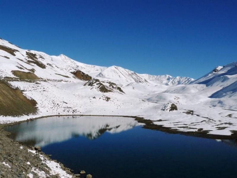 Top 10 Hồ nước đẹp kỳ diệu trên dãy núi Himalayas