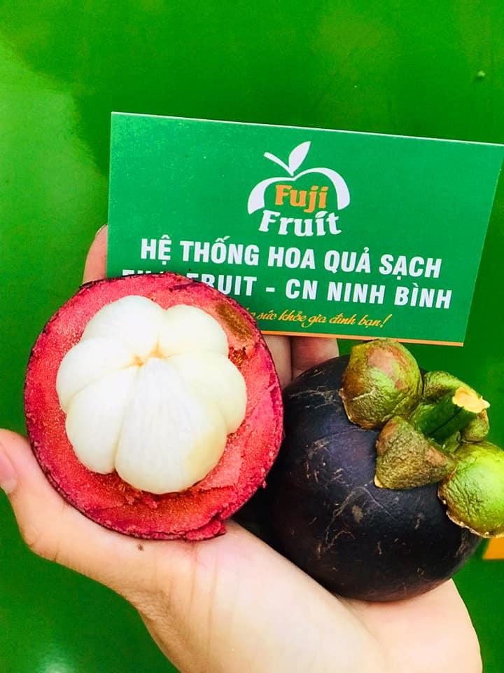 Hoa quả sạch Fuji Ninh Bình