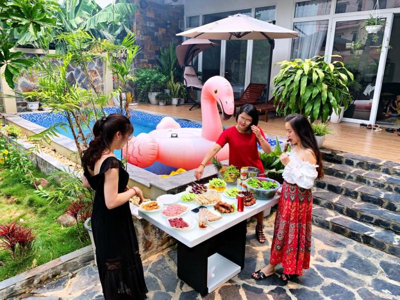 Hoàng Anh Villa Homestay Điện Biên
