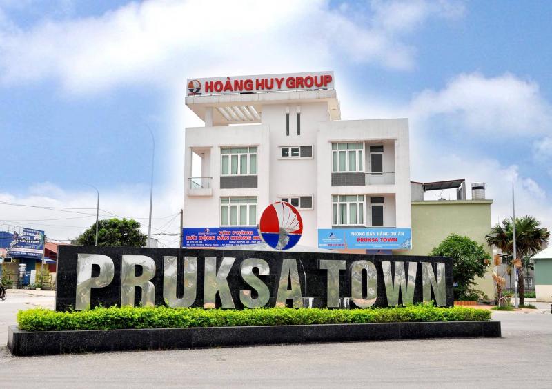 Hoàng Huy Pruksa Town