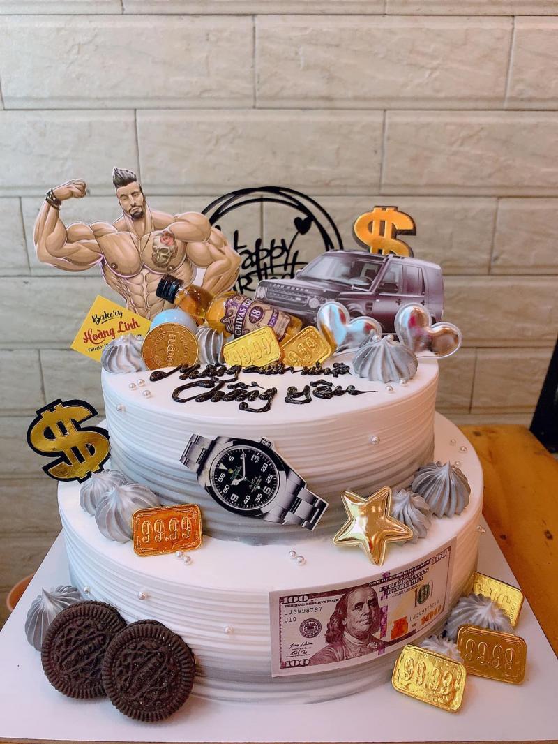 Hoàng Linh Bakery