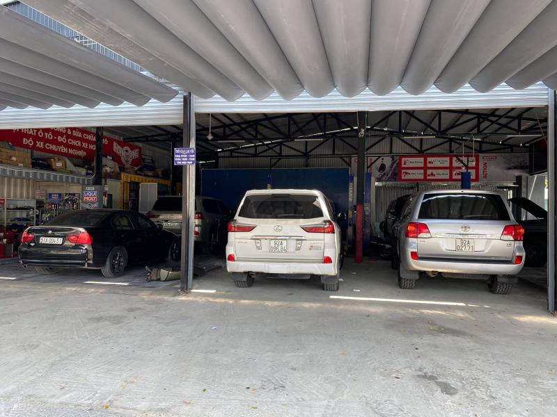 HOANG TRANG Car Services