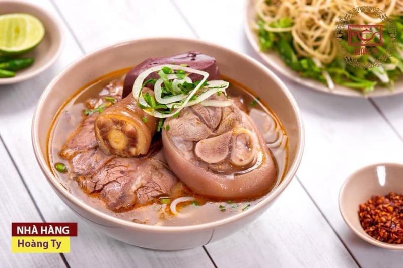 Hoàng Ty - Chuyên đặc sản Trảng Bàng, bữa cơm Nam Bộ bình dị