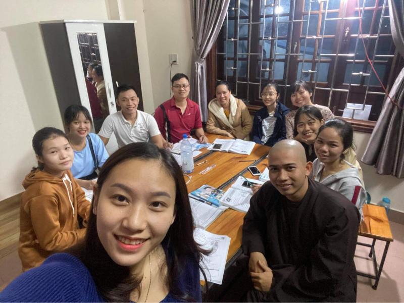 Học tiếng Trung tại Huế – cô Thùy Châu