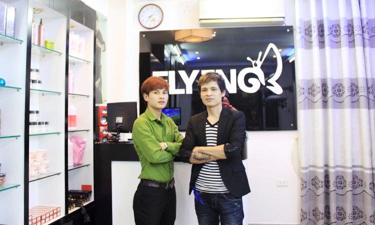 Học viện tóc Flying - nơi đào tạo nghề tóc uy tín nhất tại Hà Nội