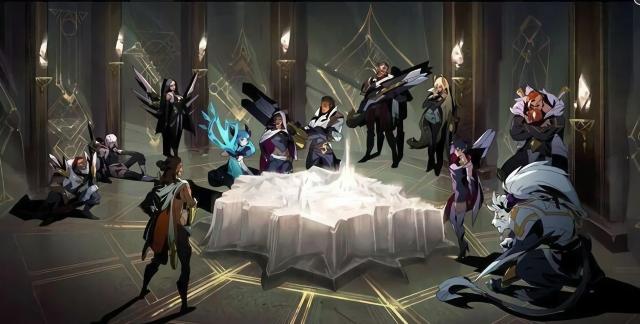 LMHT: Trang phục Ánh Sáng Tối Cao sẽ có Graves, Rengar, Pyke và tướng mới Askhan