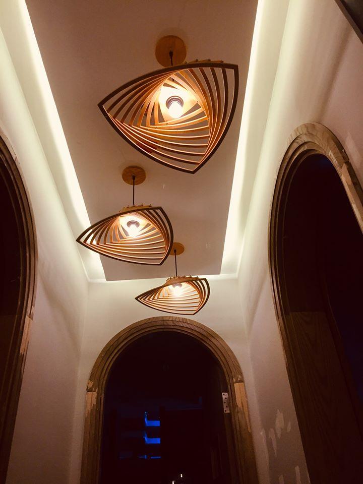 HoiAn Lamp- Đèn Gỗ Trang Trí