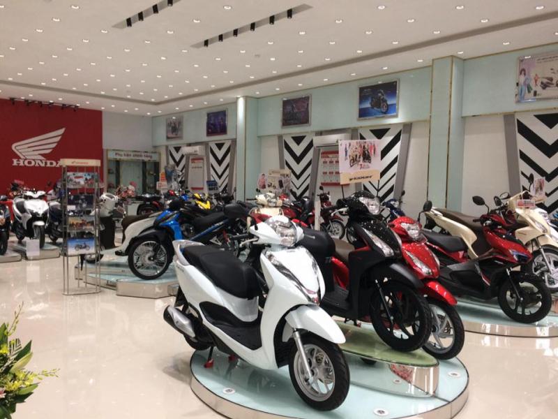 Top 9 Cửa hàng bán xe máy uy tín nhất TP. Huế, Thừa Thiên Huế