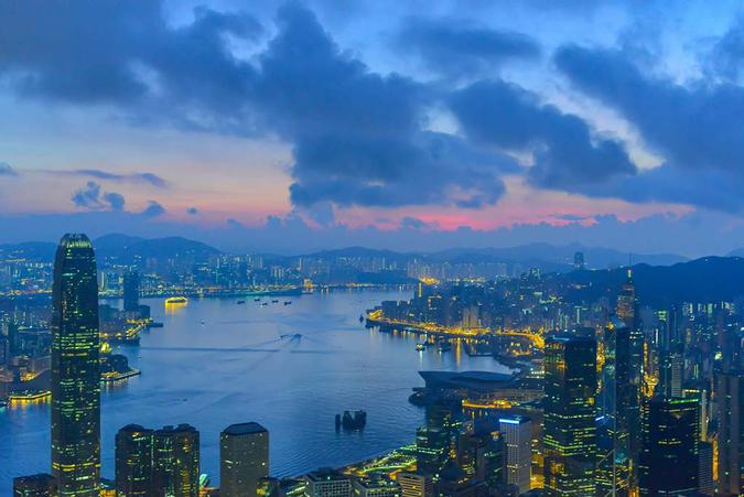 The Peak – điểm cao nhất Hong Kong