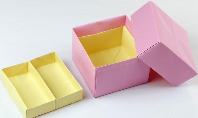 Hộp quà bằng giấy