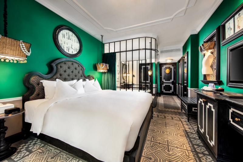 Phòng và nội thất bên trong Hotel de la Couple - MGallery